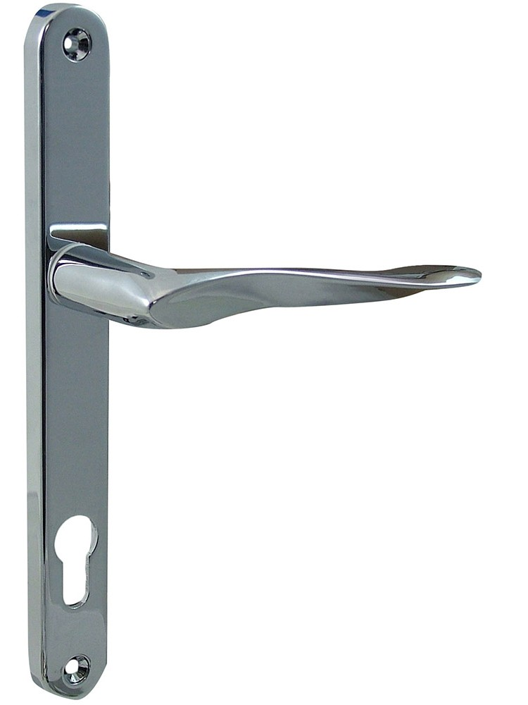 MHP60 Multi Point Door Handle Satin Chrome