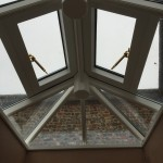 Timber Roof Lantern Light Skylight Wooden Marlborough