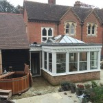 Hardwood Timber Orangery Roof Lantern oak accoya