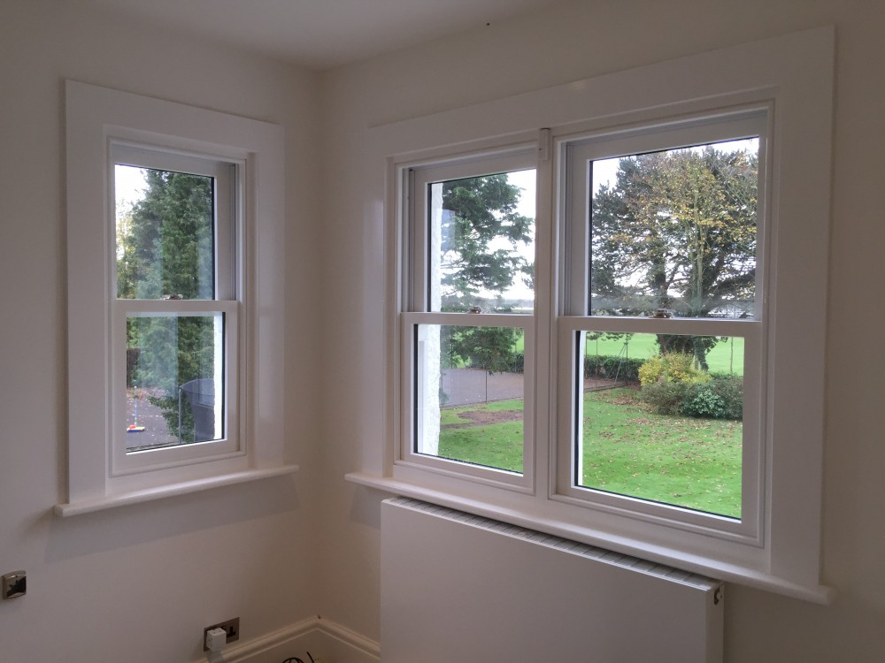 Oak Windows Or Accoya Windows Medina Joinery