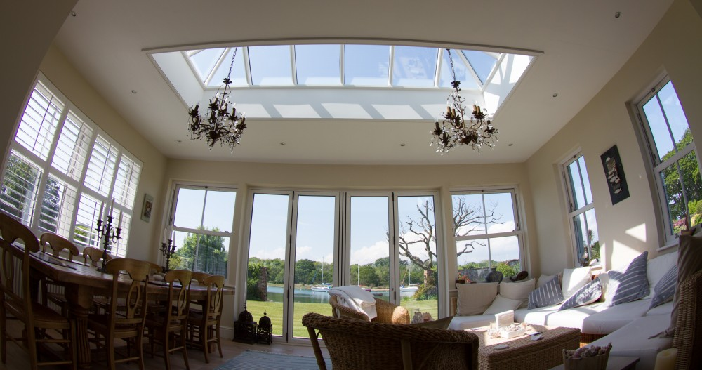 Timber Or Wooden Roof Lights Skylights Roof Lanterns Medina Joinery