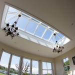 Wooden Timber Roof Lantern / Skylight