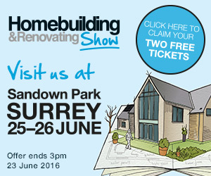 Homebuilding & Renovating Show Sandown Park Surrey
