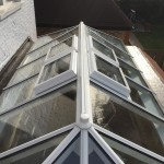 Roof Light installation skylight wooden Roof Lantern