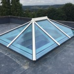 Timber Roof Lantern wooden skylight
