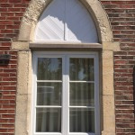 Hardwood painted Timber Window
