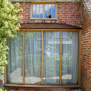 hardwood Oak timber windows