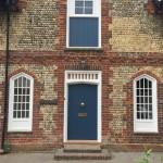 Painted Accoya doors windows hardwood timber oak