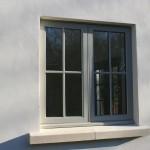 Sustainable timber windows accoya