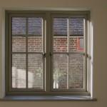 Painted Accoya internal view Casement Window
