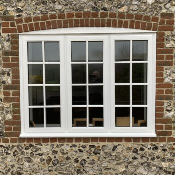 Accoya timber Storm window character bespoke