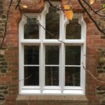 Accoya window timber bespoke Medina Hampshire