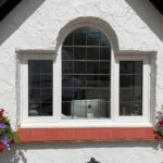 Accoya window timber georgian
