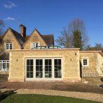 Accoya French doors, windows, Roof Lantern