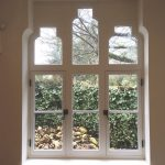 Bespoke Accoya windows character timber Hampshire UK