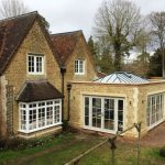 Timber Orangery wooden conservatory accoya