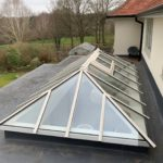 Timber skylight Roof Lantern