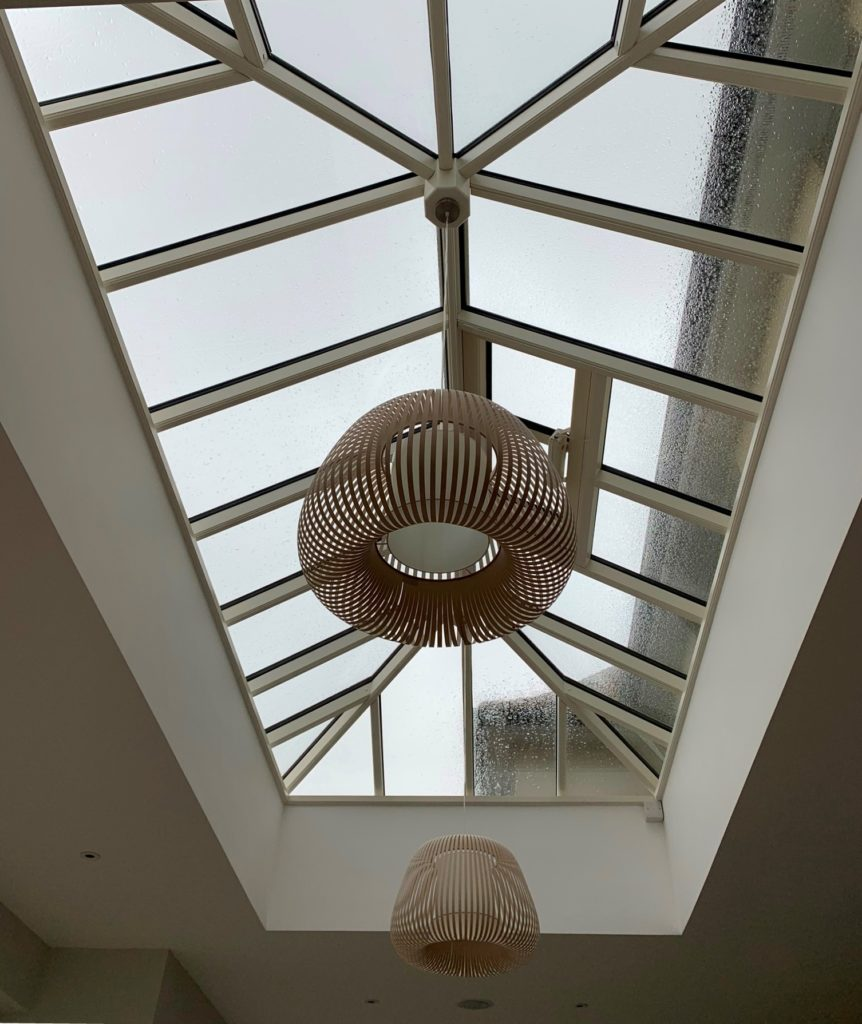 Timber skylight timber Roof Lantern