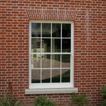 Accoya Timber sliding sash traditional