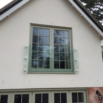 Accoya windows timber window