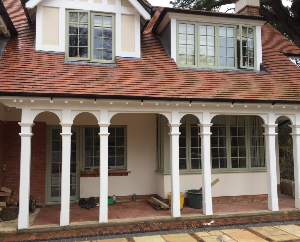 Timber windows timber doors Eco sustainable Accoya