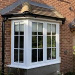Accoya bay window timber Petersfield Hampshire