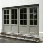 Accoya folding doors Bifold timber patio door