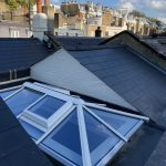 Timber Roof Lantern Light London Surrey Sussex