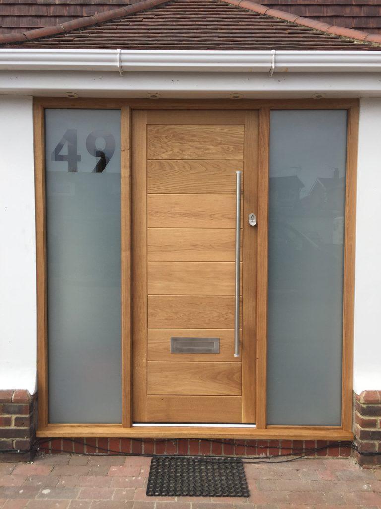 Timber Front Doors Medina Joinery