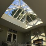 Timber Roof Lantern skylight