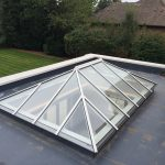 Timber framed Roof Lantern